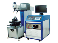 Dedicated laser welder for diaphragm