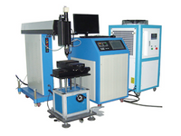 Laser welding and cutting integrated machine